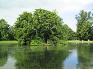 Gardens at Althorp, Northampton