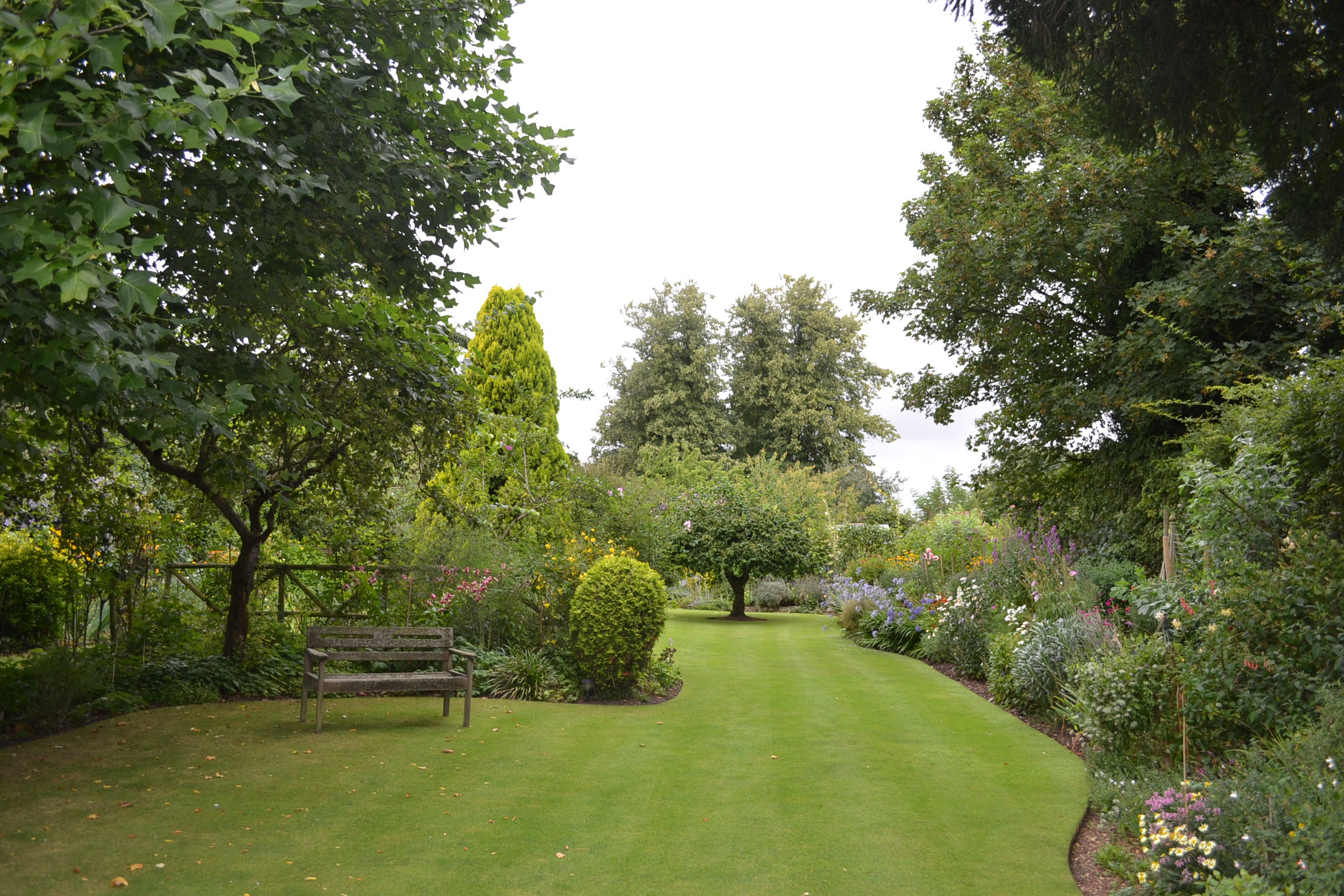 Britains best garden lawns ivinghoe turf news for Best grass for landscaping